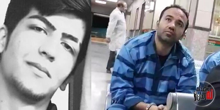 دلنوشته سهیل عربی در باره قتل علیرضا شیرمحمدعلی در زندان تهران بزرگ