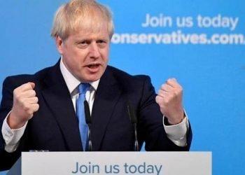 بوریس جانسون نخست وزیر جدید بریتانیا شد
