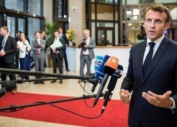 رئیس جمهوری فرانسه نقض برجام از سوی ایران را محکوم کرد