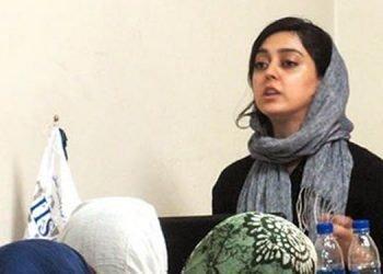 ضرب و شتم ندا ناجی در زندان قرچک ورامین همراه با صحبتهای مادرش