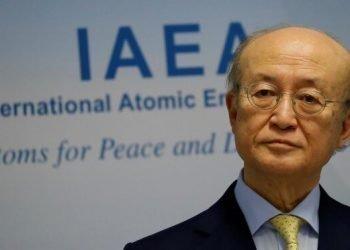 رئیس آژانس بینالمللی انرژی اتمی یوکیا آمانو درگذشت