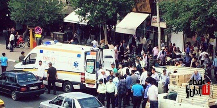 درگیری دستفروشان تبریز با ماموران شهرداری در بازار تبریز و ورود نیروی ضدشورش