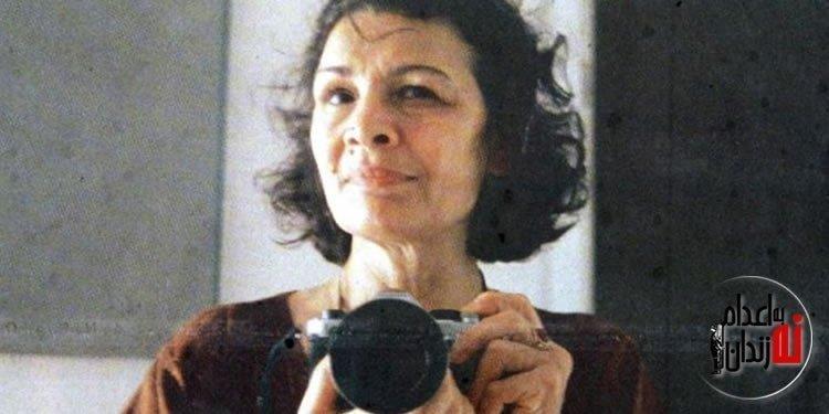 به یاد زهرا کاظمی که زیر شکنجه در زندان اوین جان باخت