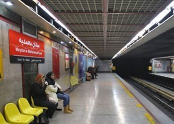 آغاز طرح سرکوبگرانه دیگر علیه زنان در ایستگاه های مترو تهران