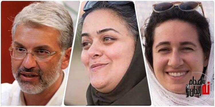 اعتصاب غذای ۳ فعال محیط زیست در زندان اوین