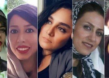 انتقال ۵ نفر از زنان زندانی از زندان قرچک ورامین به زندان اوین