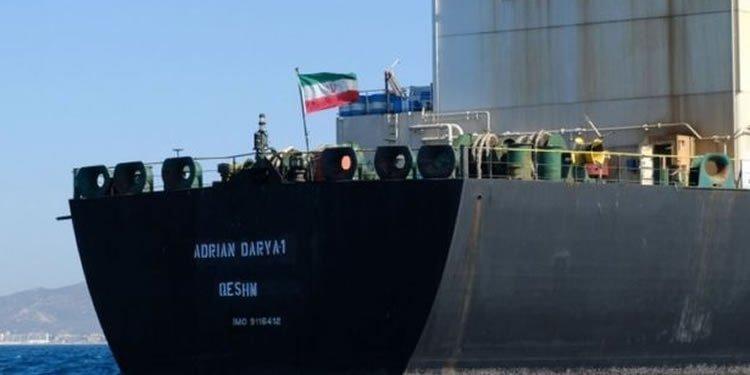 پومپئو: اعتماد به ظریف اشتباه بزرگی بود نفتکش ایرانی در حال حرکت به سوی سوریه است