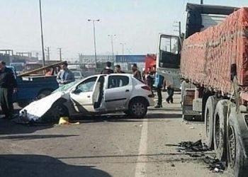 هر ساعت دو نفر در ایران در حوادث رانندگی کشته میشوند