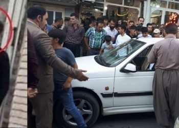کشته شدن یکی از اعضا سپاه پاسداران در پیرانشهر توسط افراد مسلح ناشناس