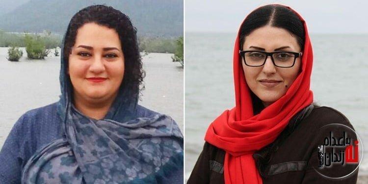 تأیید حکم حبس آتنا دائمی و گلرخ ابراهیمی ایرایی بدون تشکیل دادگاه تجدید