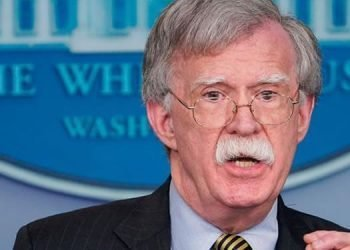 استعفای جان بولتون مشاور امنیت ملی کاخ سفید