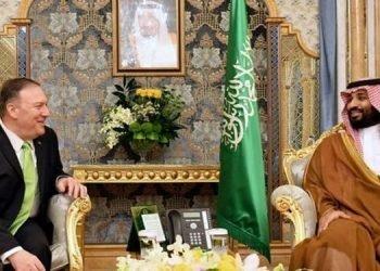پمپئو: حمله به تاسیسات نفتی عربستان یک اقدام جنگی از سوی ایران است