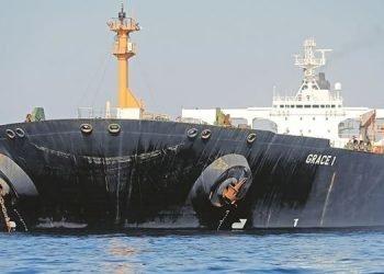 محموله نفتی آدریان دریا ۱ در سوریه تخلیه شده است