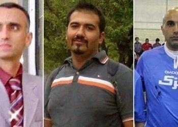 پیام تسلیت زندانیان سیاسی دکتر ناصر فهیمی، سهیل عربی و حمید کاشانی