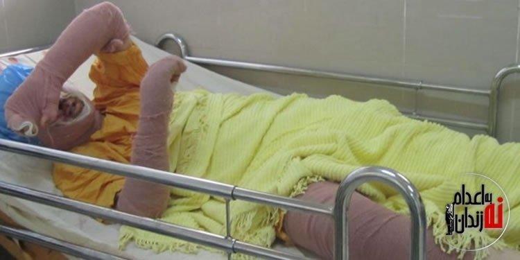 فوت دختری که در مقابل دادسرای تهران اقدام به خودسوزی کرده بود