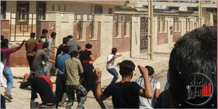 شروع بازداشتهای گسترده مردم لردگان و روستاهای اطراف آن