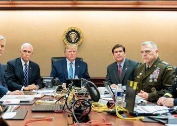 دونالد ترامپ جزئیات کشته شدن ابوبکر البغدادی را اعلام کرد