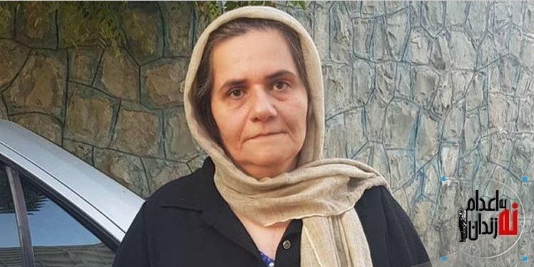 فرنگیس مظلوم مادر سهیل عربی به قید وثیقه از زندان اوین آزاد شد