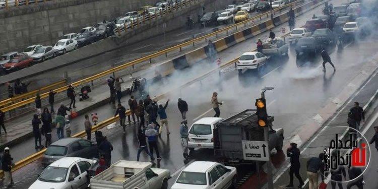 محل نگهداری جوانان دستگیر شده در اعتراض سراسری آبان ماه ۹۸ در زنجان