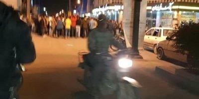 گزارش تکمیلی از اعتراضات مردم شهرهای مختلف علیه گرانی بنزین