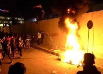 حمله به کنسولگری ایران در کربلا و کشته شدن ۳ تن از مردم عراق