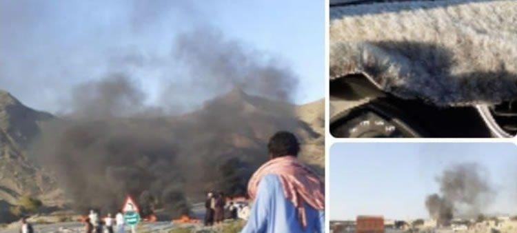 اعتصاب مغازه داران و بازاریان در نیکشهر