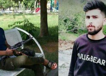 گزارشی از نحوه شهادت و رویارویی حسین لرستانی یکی از جوانان دلاور اندیمشک