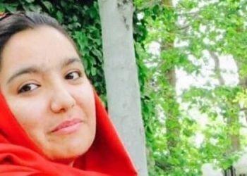اعدام سمیه شهبازی در زندان سپیدار اهواز