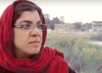 پروین محمدی بازداشت و جهت تحمل حبس راهی زندان کچویی شد