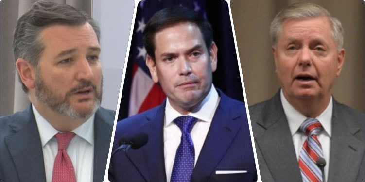 قطعنامه سناتورهای آمریکایی : «حمایت از مردم ایران در برابر رژیم تهران»