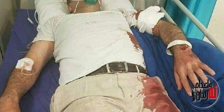 حمله جوانان به رئیس شورای شهر بومهن و مجروح کردن وی
