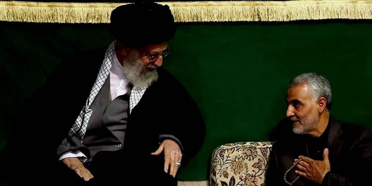 گزارش یک هموطن از ترفندهای حکومتی برای بوجود آوردن سیاهی لشکر برای تشییع جنازه قاسم سلیمانی در مشهد
