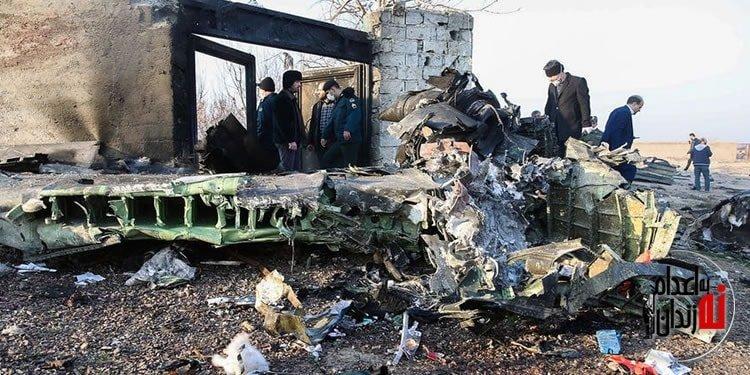 اعتراف ذلتبار ایران به سرنگون شدن هواپیمای اوکراینی توسط سپاه پاسداران