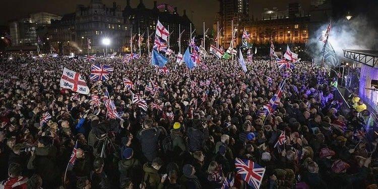 رسمیت یافتن برگزیت و خروج رسمی بریتانیا از اتحادیه اروپا