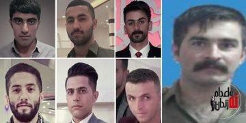 ضرب و شتم زندانیان سیاسی اعتصابی در زندان ارومیه