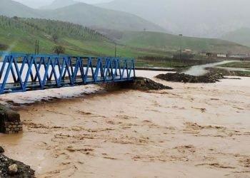 گزارشی از وقوع سیلاب در استانهای لرستان و ایلام