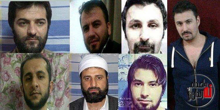 تایید حکم اعدام ۷ زندانی اهل سنت پس از ۱۰ سال بازداشت