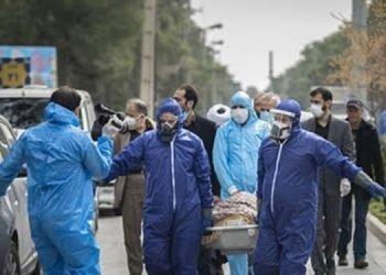 فاجعه کرونا در شهرهای مختلف ایران و نمایشهای خیابانی سپاه تحت عنوان «مبارزه بیولوژیکی»