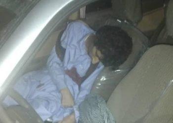 قتل یک شهروند بلوچ براثر شلیک مستقیم ماموران وزارت اطلاعات