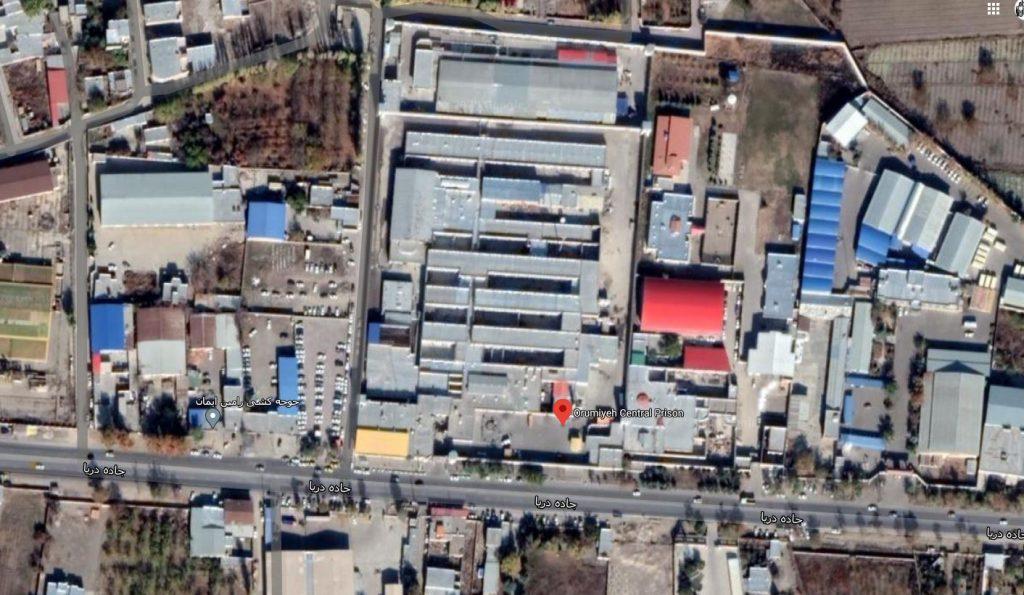 گزارشی از درون جهنمی بنام زندان مرکزی ارومیه