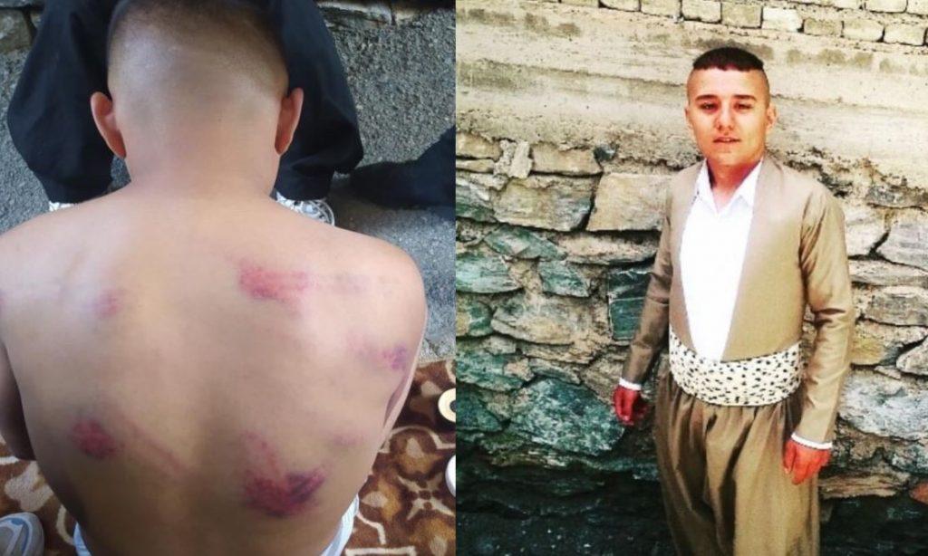 ضرب و شتم یک کولبر جوان در مرز بانه
