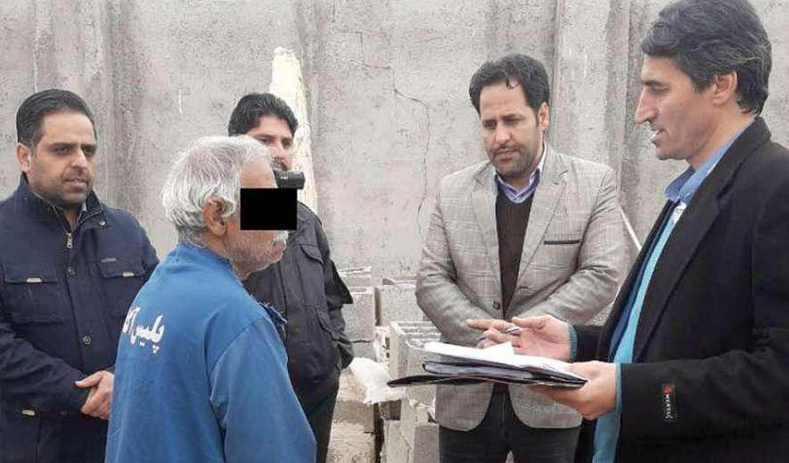 اعدام یک زندانی ۶۲ ساله در زندان مرکزی مشهد