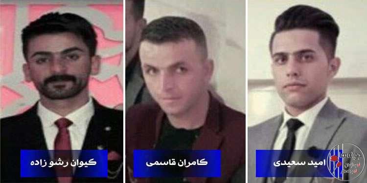 تداوم اعتصاب غذای خشک سه زندانی سیاسی در بند جوانان زندان ارومیه