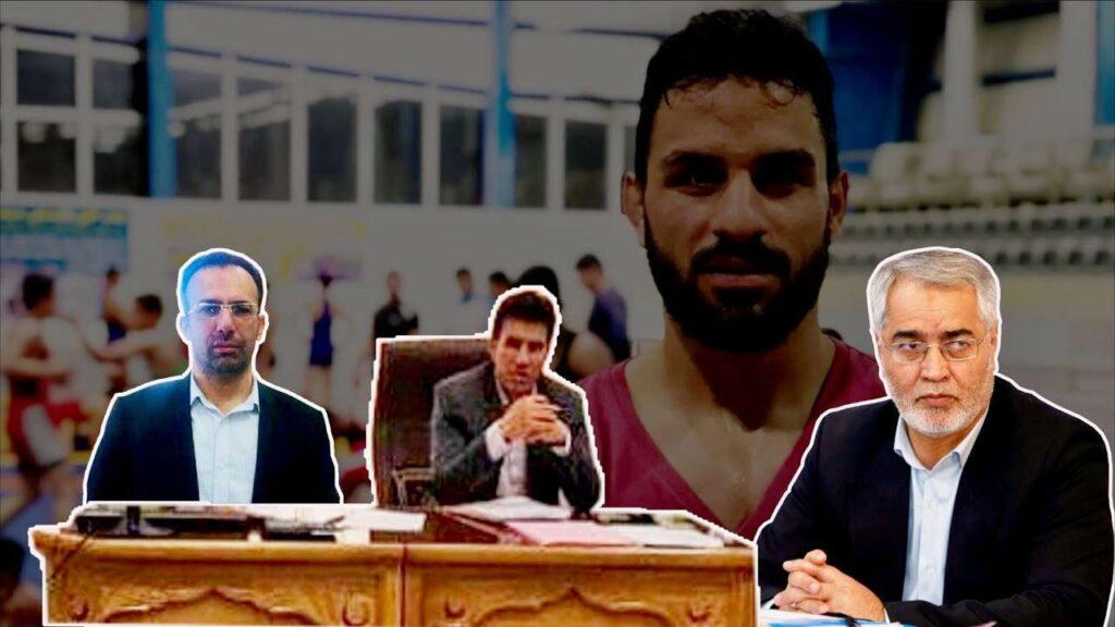 قاضی جنایتکاری به نام مهرداد تهمتن قاضی مسئول پرونده برادران افکاری در شیراز