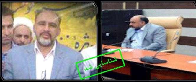 رئیس حفاظت زندان شیبان دست زندانی سیاسی شهیاد قنواتی را شکست