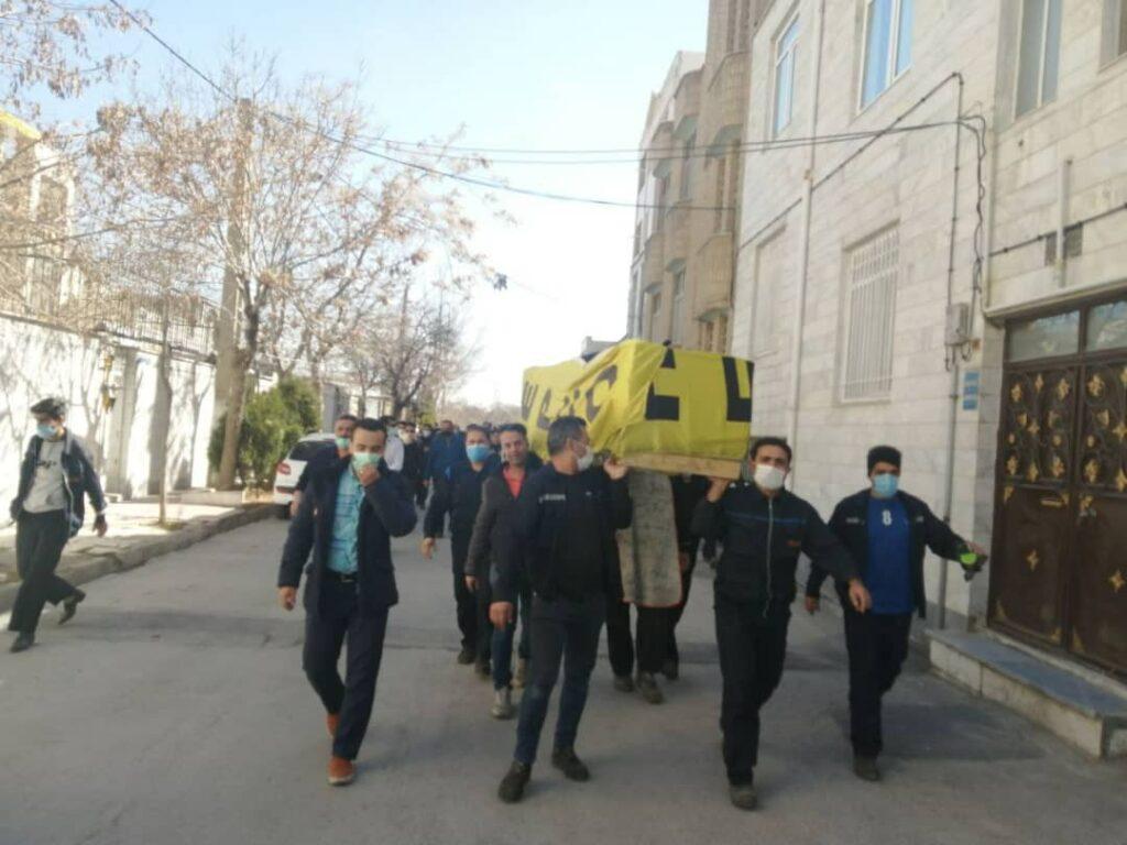 اراک.تجمع اعتراضی کارگران هپکو ۹۹۱۲۰۳ (1)