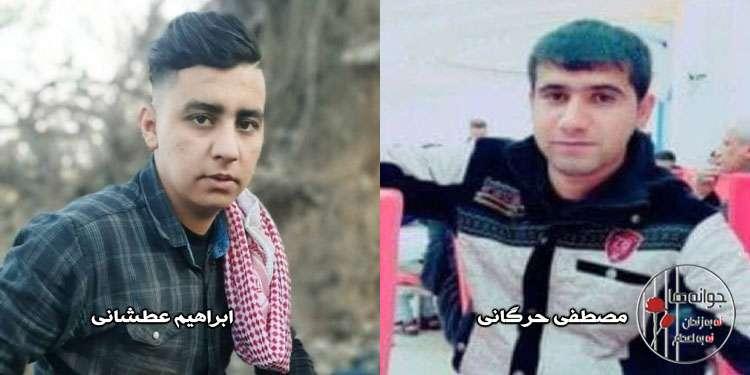 قتل دو جوان در شوش با شلیک مستقیم ماموران نیروی انتظامی