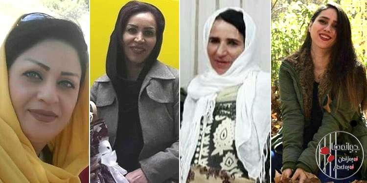 ۸ مارس روز جهانی زن همراه با قوی ترین زنان ایران در پشت میله های زندان