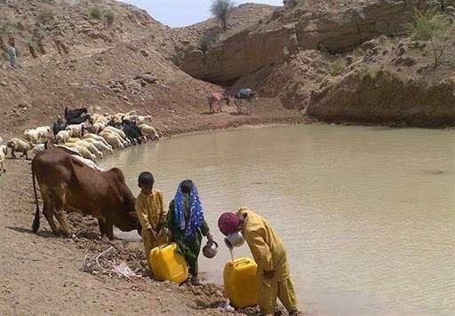 بحران آب در بلوچستان
