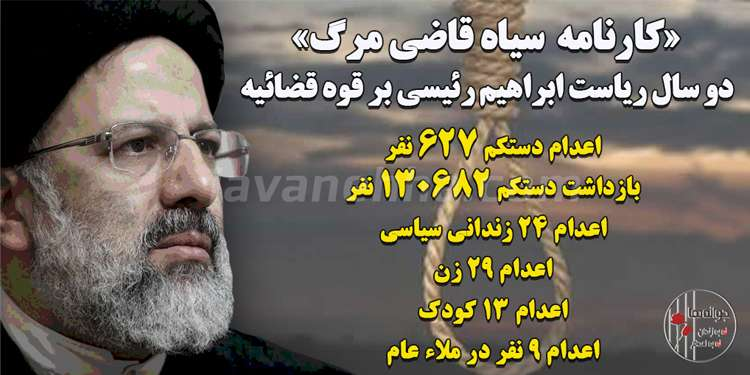 کاندید انتخابات ریاست جمهوری ۱۴۰۰ - ابراهیم رئیسی قاضی مرگ